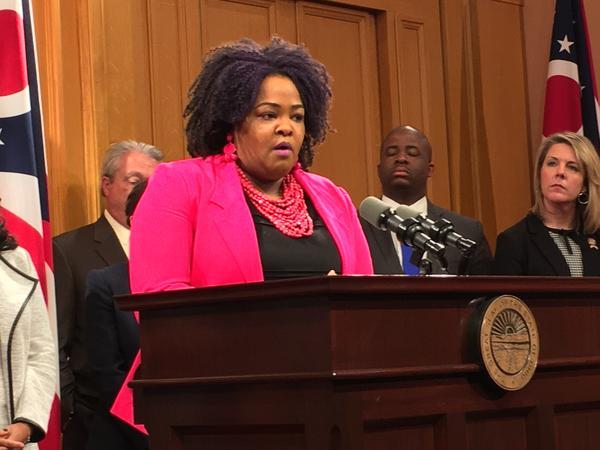 Rep. Stephanie Howse (D-Cleveland)