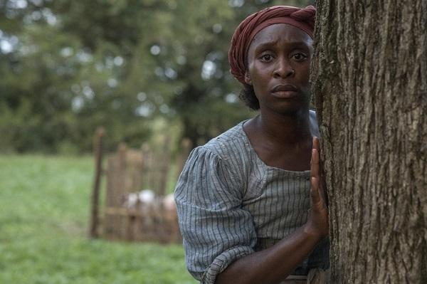 Cynthia Erivo as Harriet Tubman in the new feature film 'Harriet.'