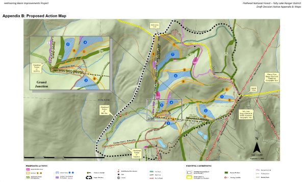 Whitefish Mountain Resort is planning on adding another ski lift and additional runs to a portion of the mountain in 2020. See the forest service analysis of the plan: https://www.fs.usda.gov/nfs/11558/www/nepa/110358_FSPLT3_5058080.pdf