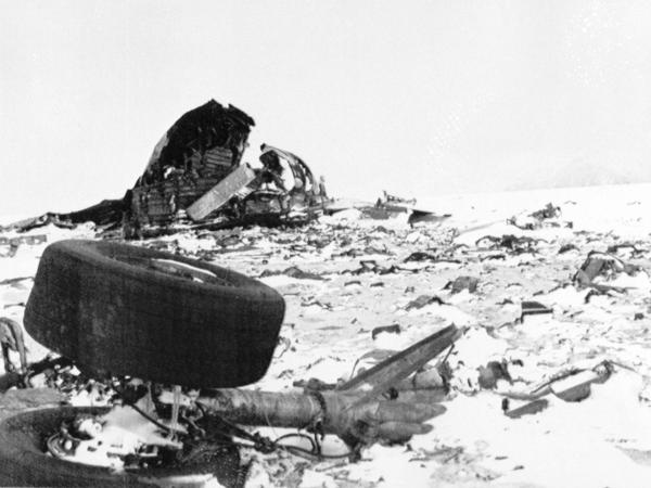 All 257 people aboard the Air New Zealand flight were killed when it crashed into Mount Erebus in Antarctica in 1979.