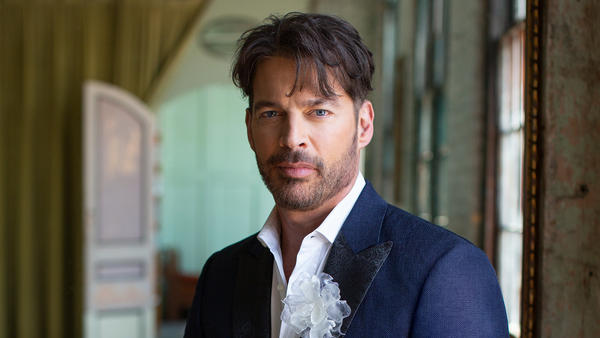 """If you think of music like Legos,"" Harry Connick Jr. says, Cole Porter's music ""was like the greatest set of Legos, ever. You could build anything because the songs were so structurally sound."""