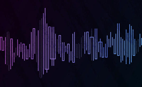 The brain analyzes changes in sound volume to detect syllables and make sense of speech.