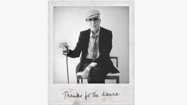 """""""I was quite literally tasked with completing it,"""" Leonard Cohen's son, Adam, says about his father's wish for him to finish this album."""