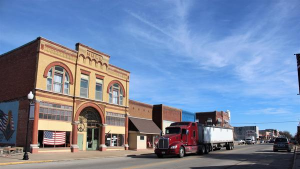 Neodosha, Kan., has a population of 2,300. A wealthy donor has promised to pay college tuition for students who live in the town.