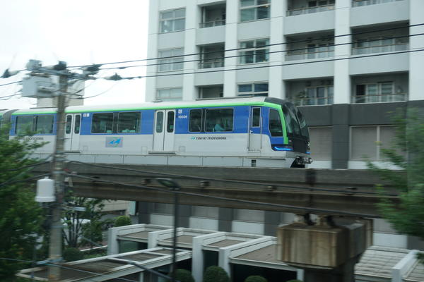A Japanese monorail system that Miami-Dade and Broward Metropolitan Planning Organization officials traveled to see in early July.