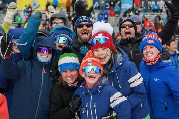 Thousands of fans and hundreds of volunteers turned out for the women's ski World Cup in Killington over the weekend.