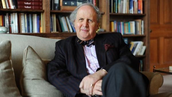 Award-winning author Alexander McCall Smith penned the lyrics to <em>These Are The Hands. </em>