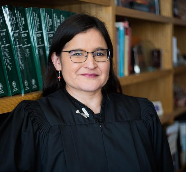 Judge Raquel Montoya-Lewis has been appointed as the first Native American justice to serve on the Washington Supreme Court.