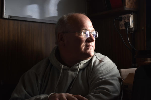 Frank Miles, a cod fisherman, is trying to figure out what to do now that the federal cod fishery in the Gulf of Alaska is closing for the 2020 season.