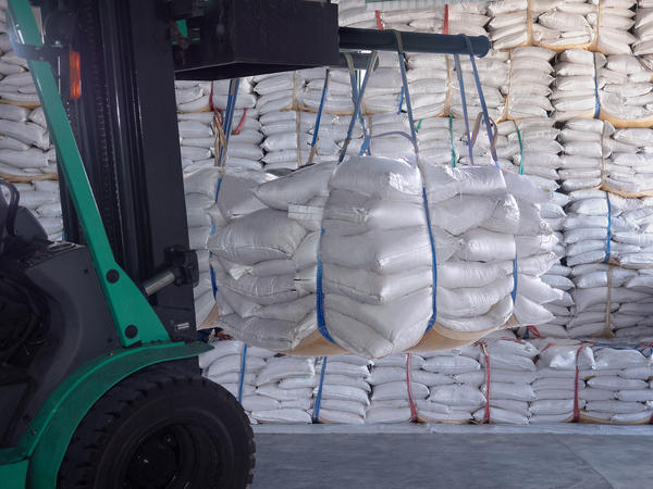America's supply of sugar is shrinking because of a poor sugar beet harvest in the northern Midwest. As a result, the U.S. will import more sugar this year than it has in almost 40 years.