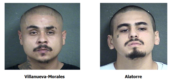 After a two-month search, Hugo Villanueva-Morales was arrested Wednesday in Mexico. He is a suspect in the fatal shooting at a Kansas City, Kansas, bar that left four dead in early October.