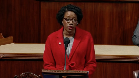 Rep. Lauren Underwood on Tuesday announced her intention to vote to impeach President Trump. She delivered the news in a speech on the floor of the U.S. House of Representatives.