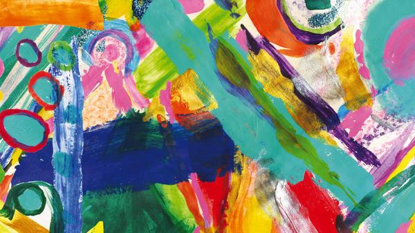 NEON's debut album spirals through some brain-rewiring punk.