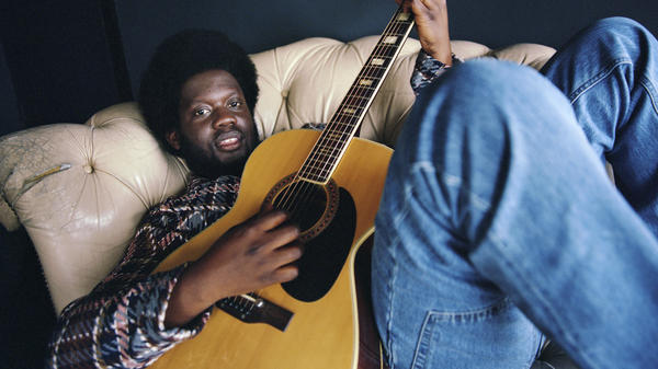 Michael Kiwanuka went to music school, but he thinks technical knowledge is less important than passion and free expression.