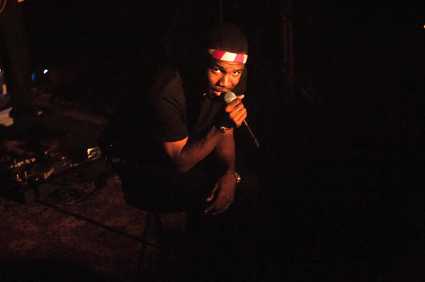 The show was filmed by<em> The Fader</em>, so we hope to see and hear some of the performance again.