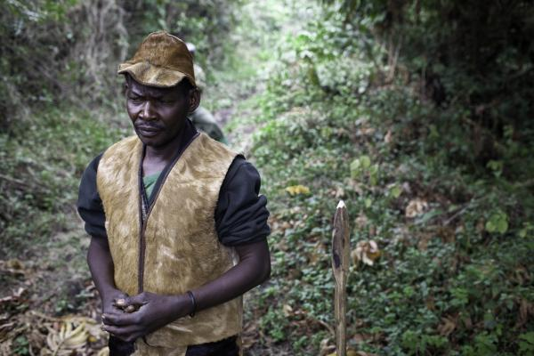 The Mgahinga National Park provides a much-needed refuge for the mountain gorilla. But the creation of the park also drove the Batwa from their land, and has taken away a big part of their identity.
