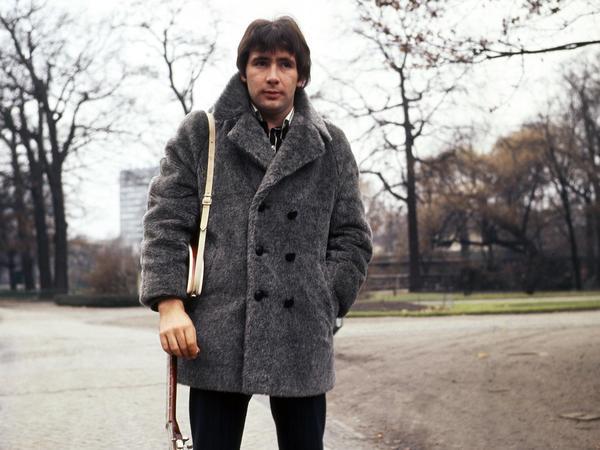 Reg Presley in Hamburg, circa 1965.