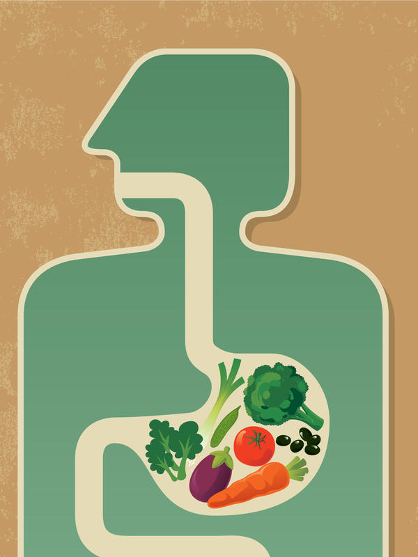 While no one's sure which foods are good for our microbiomes, eating more veggies can't hurt.