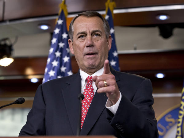 """House Speaker John Boehner has said he wants to """"clean the barn"""" before he leaves Congress."""