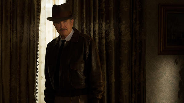 Warren Beatty stars as Howard Hughes in <em>Rules Don't Apply</em> — which he says is not a biopic of the legendary moviemaker and recluse.