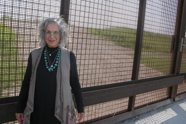 "Eloisa Tamez received $56,000 from the federal government for a quarter-acre of her ancestral land, but she says, ""I wasn't looking for the money. I don't want to lose the land."