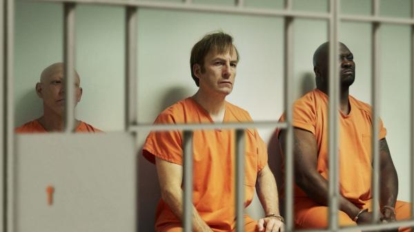 Bob Odenkirk plays the ethically flexible lawyer Jimmy McGill on the AMC series <em>Better Call Saul.</em>