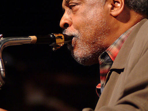 Hamiet Bluiett, seen here performing at the New Orleans Jazz & Heritage Festival in 2007, died Thursday at 78.