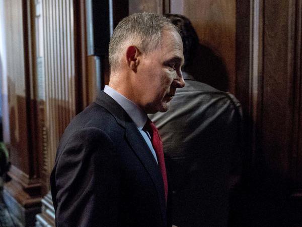Environmental Protection Agency Administrator Scott Pruitt is facing investigations into his use of taxpayer funds for security and travel along with scrutiny of his ties to industry lobbyists.