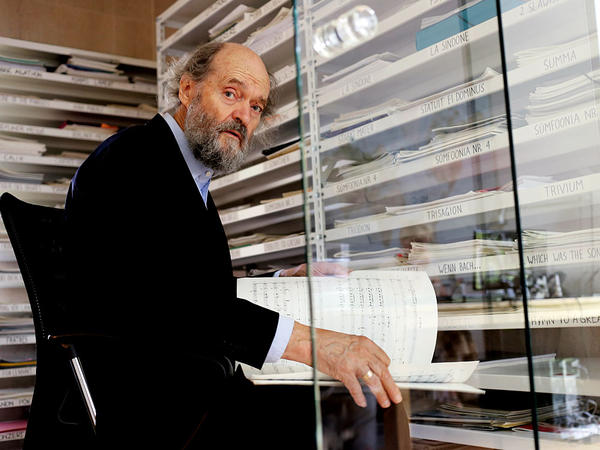 Arvo Pärt's four symphonies — newly recorded for ECM — trace a 45-year journey the composer took in finding his true style.