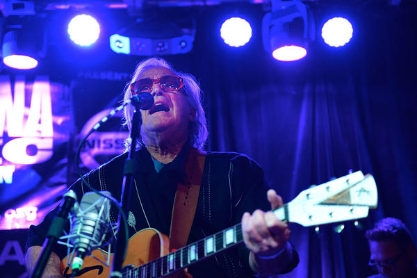 <em>The Prodigal Son </em>is Ry Cooder's first solo album in six years. On it, Cooder makes more traditional American gospel music his own.