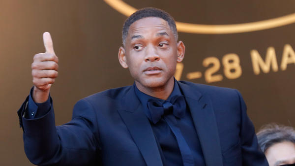 Will Smith at the 70th annual Cannes Film Festival on May 23, 2017 in Cannes, France. The actor and rapper joined Nicky Jam and Era Istrefi on a Diplo-produced anthem for the 2018 World Cup.
