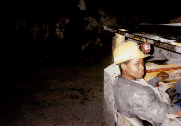 Sheralin Greene, 57, mined coal for 20 years. She now suffers paralyzing coughing fits from black lung and receives payments and medical care from the federal trust fund.