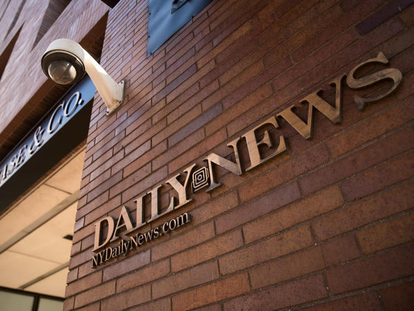 Tronc cited financial pressures in gutting the <em>New York Daily News</em>, a major force in local coverage. It has won Pulitzer Prizes and been a thorn in President Trump's side.