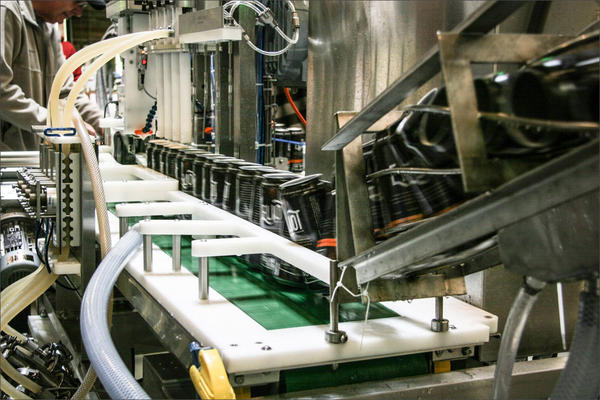 Mobile canning service company Craft Canning + Bottling of Portland and some 60 of its clients have felt pain from the aluminum tariff the U.S. recently imposed.