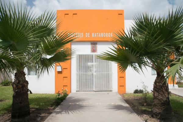 The Casa del Migrante San Juan Diego y San Francisco in Matamoros, Mexico is a shelter that houses people who have been deported from the U.S.