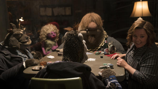 Melissa McCarthy stars as a detective investigating a string of puppet killings in<em> The Happytime Murders.</em>