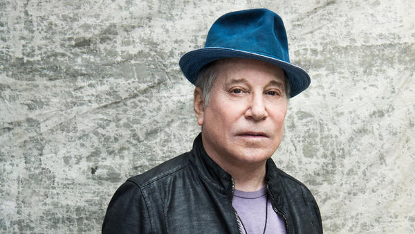 Paul Simon's <em>In the Blue Light</em> comes out Sept. 7.