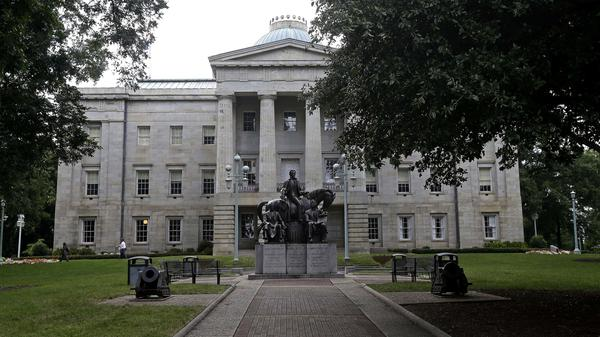 A court ruled that congressional maps that came from  North Carolina State Capitol were unconstitutionally gerrymandered but will still be used in November.