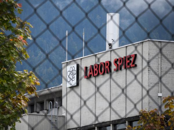 Spiez Laboratory is believed to have been involved with the analysis of chemical agents used in the U.K. It was allegedly targeted by Russian agents earlier this year.