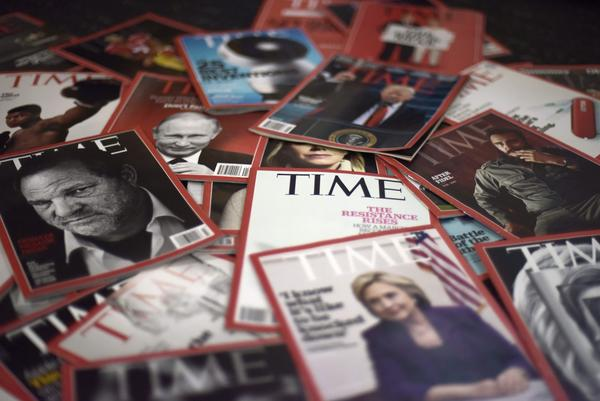 Almost eight months after Meredith finalized its purchase of Time Inc., the publishing giant says it reached a deal to sell <em>Time</em> magazine to tech billionaire Marc Benioff and his wife Lynne Benioff.