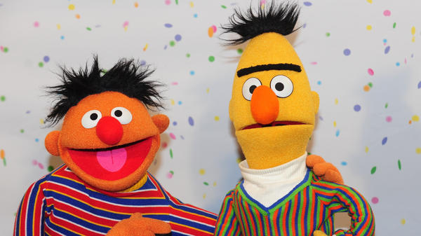 A former Sesame Street writer stepped into a longtime debate, saying he considered Bert and Ernie to be a gay couple.