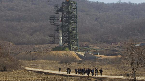 The Sohae Satellite Launching Station was the site of North Korea's first successful space launch in 2012. The North now says it will dismantle the facility.