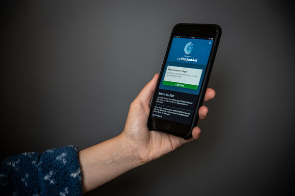 The U.S. Department of Education unveiled the My Student Aid app to help make the 2019-'20 FAFSA application process easier.