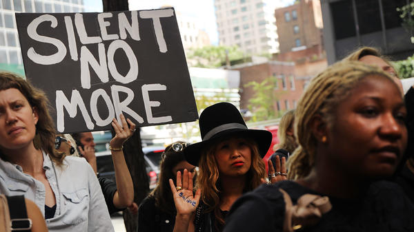 Protesters gathered across the country during the Senate confirmation hearings for Supreme Court judge Brett Kavanaugh.
