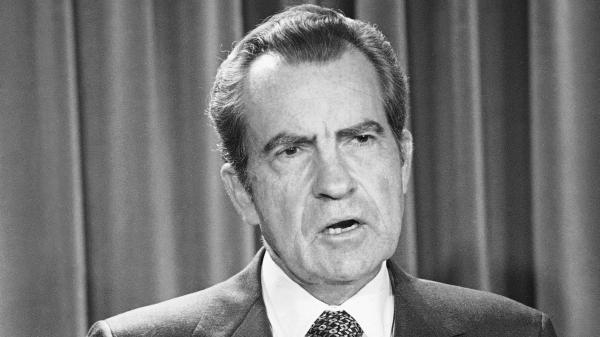 President Nixon 45 years ago precipitated the departure of the attorney general, deputy attorney general and Watergate special prosecutor as the criminal investigation of his administration escalated.