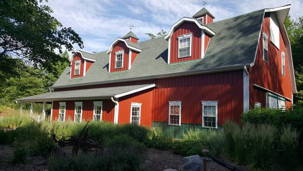 The hotel in question, Timber Creek Bed and Breakfast