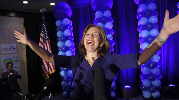 Kim Schrier is one of a number of Democratic House candidates who backed stronger gun regulations and flipped Republican-controlled seats in last week's midterm elections.
