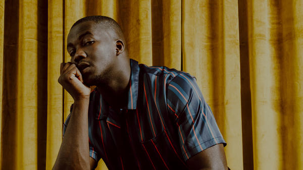 """I've always strived for the feeling that I have now,"" Jacob Banks says."