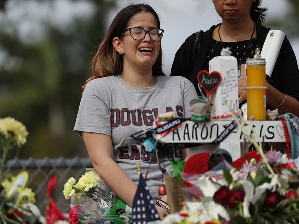 School shootings have led to a boon to the business of security technology.