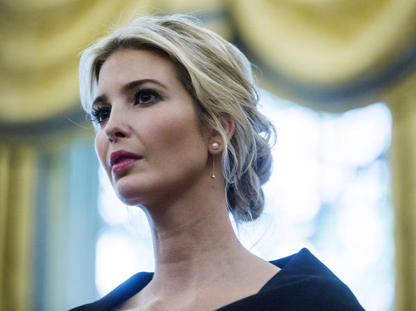 "According to <em>The Washington Post</em>, Ivanka Trump ""often discussed or relayed official White House business using a private email account with a domain that she shares with her husband, Jared Kushner."""